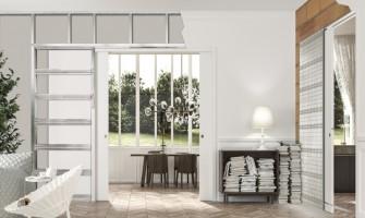 Ako vybrať stavebné puzdrá pre posuvné dvere