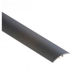 CEZAR prechodová lišta 30mm Bronz tmavý 04 narážacia