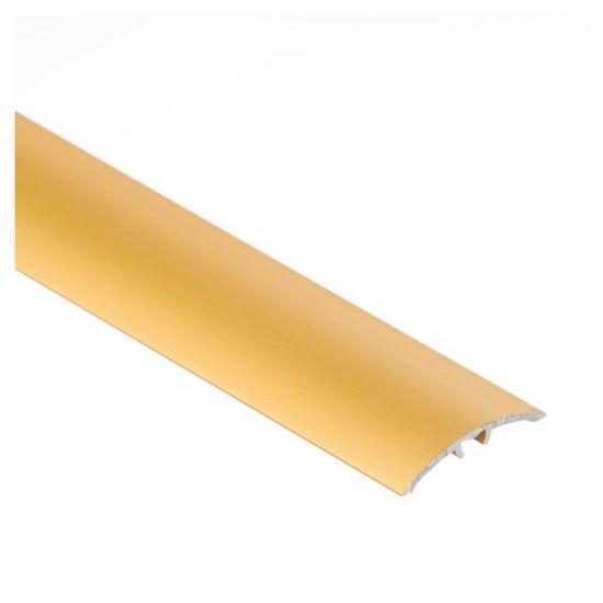 CEZAR prechodová lišta 30mm Zlatá 02 narážacia