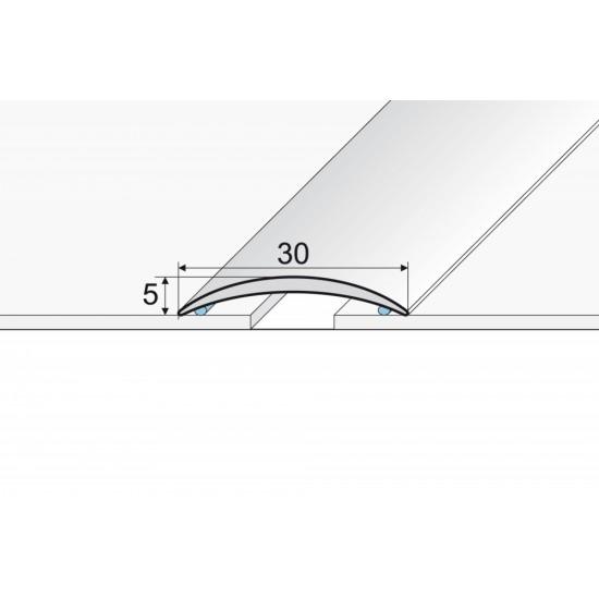 Prechodová lišta EFFECTOR A03 DUB ARCTIC