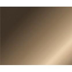 Prechodová lišta samolepiaca šampanská matná - 40x5