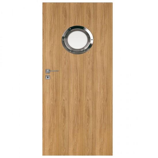 Interiérové Dvere DRE - Standard CPL Kovové Okienko