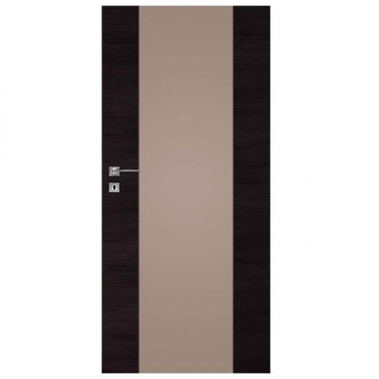 Interiérové Dvere DRE - Vetro A1 Decormat Hnedý