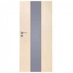Interiérové Dvere DRE - Vetro B1 Decormat Grafit