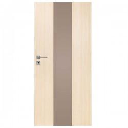 Interiérové Dvere DRE -Vetro B1 Decormat Hnedý