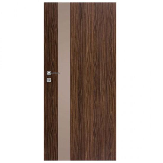Interiérové Dvere DRE - Vetro D1 Decormat Hnedý