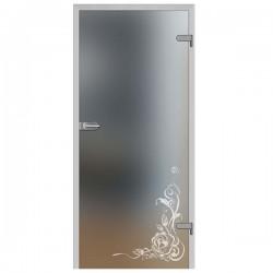 Sklenené Interiérové Dvere DRE - Galla 13 Decormat