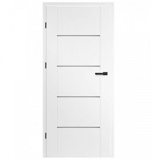 Biele Interiérové Dvere ERKADO - Laurencja 1 - Lakované