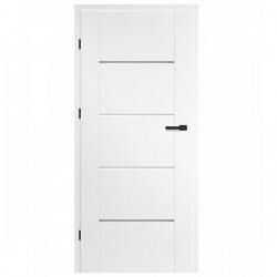 Biele Interiérové Dvere ERKADO - Laurencja 4 - Lakované