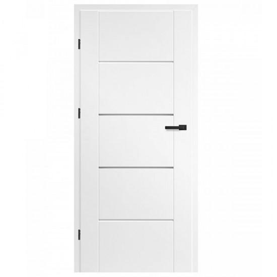 Biele Interiérové Dvere ERKADO - Laurencja 5 - Lakované
