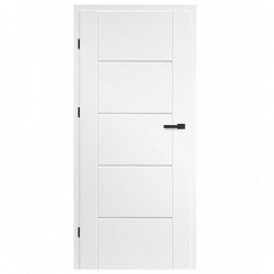Biele Interiérové Dvere ERKADO - Laurencja 6 - Lakované