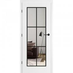 Lakované Biele Interiérové Dvere ERKADO - Miskant 1