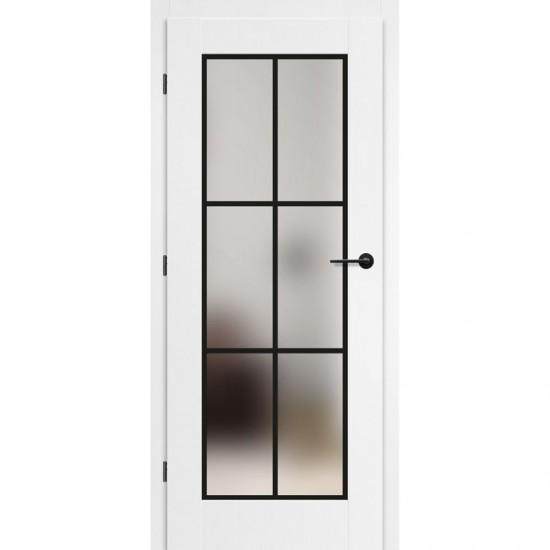Lakované Biele Interiérové Dvere ERKADO - Miskant 2