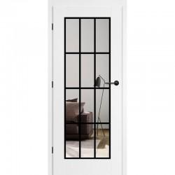 Lakované Biele Interiérové Dvere ERKADO - Miskant 3