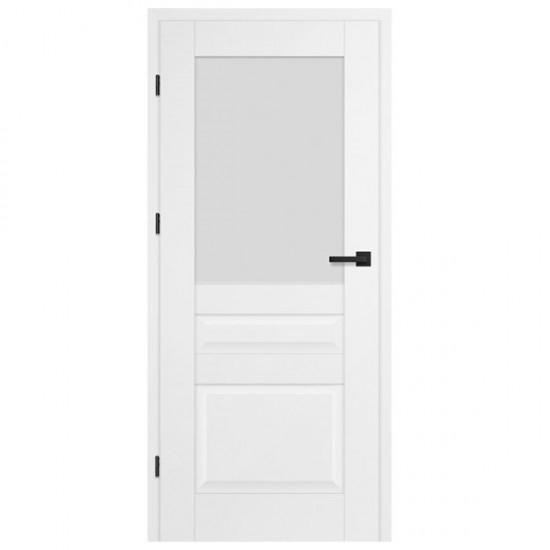 Biele Lakované Interiérové Dvere ERKADO - Nemezja 4