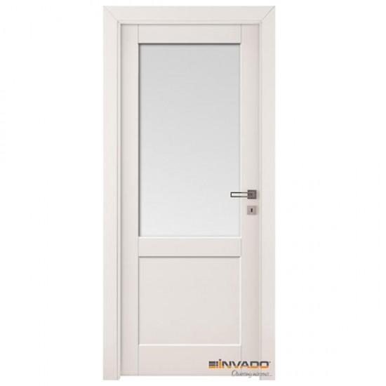 Biele Interiérové Dvere INVADO - Bianco NEVE 2