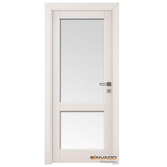 Biele Interiérové Dvere INVADO - Bianco NEVE 3