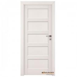 Biele Interiérové Dvere INVADO - Bianco NUBE 1