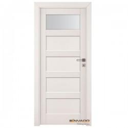 Biele Interiérové Dvere INVADO - Bianco NUBE 2