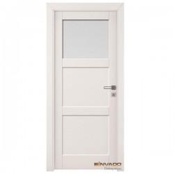 Biele Interiérové Dvere INVADO - Bianco SATI 2