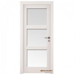 Biele Interiérové Dvere INVADO - Bianco SATI 3