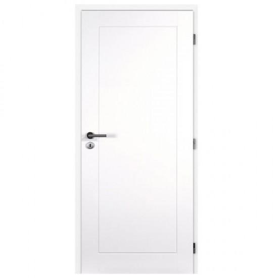 Biele Lakované Interiérové dvere MASONITE - Tampa