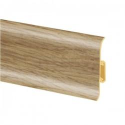 Soklová lišta Cezar PREMIUM Bambus Thajský M116 59x22x2500 mm (6601160)