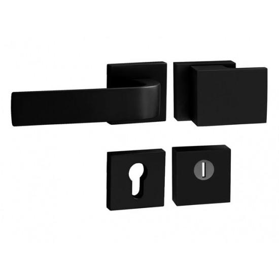 Bezpečnostné kovanie TI - CUBO/CINTO - HR 3230/2732 BS - Čierna matná