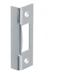 CT - INC105 - 2A Protiplech pre sklenené dvere OC - Chróm lesklý