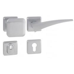 Spevnené kovanie MI - QB SECUR / COMET - HR OCS - Chróm brúsený