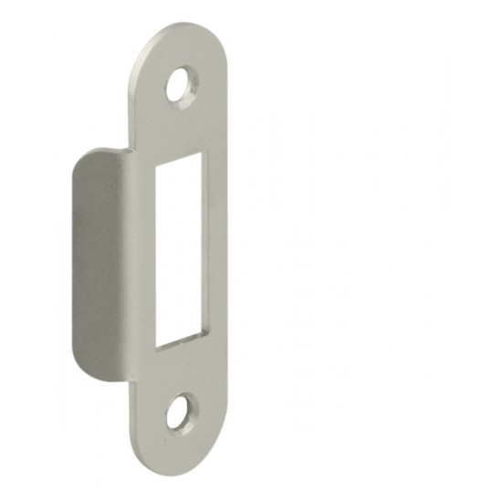 CT - INC101 - 2B Protiplech pre sklenené dvere OCS - Chróm brúsený