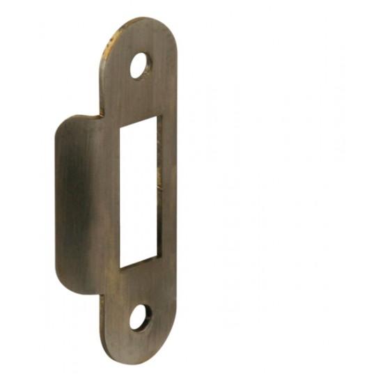 CT - INC101 - 7E Protiplech pre sklenené dvere OGS - Bronz česaný matný lak