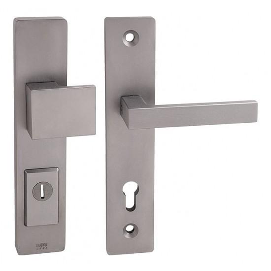 Bezpečnostné kovanie TI - FORTE PLUS - 3214 NP - Nikel perla