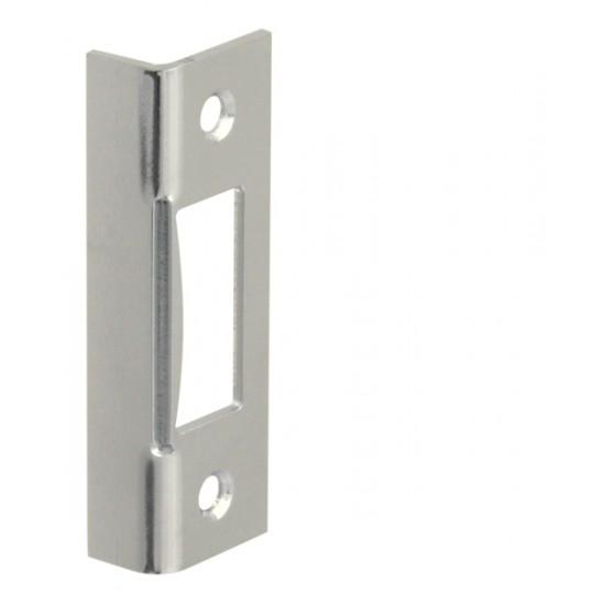 CT - INC105 - 2B Protiplech pre sklenené dvere OCS - Chróm brúsený
