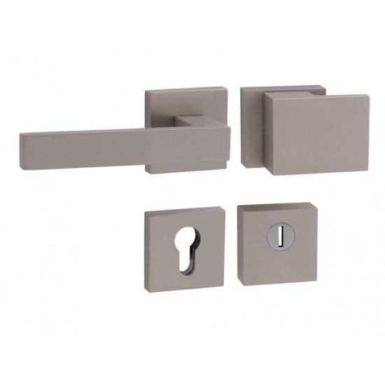 Bezpečnostné kovanie TI - CUBO/SQUARE - HR 3230/2275 NP - Nikel perla