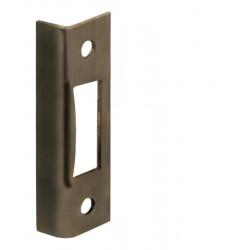 CT - INC105 - 7E Protiplech pre sklenené dvere OGS - Bronz česaný matný lak