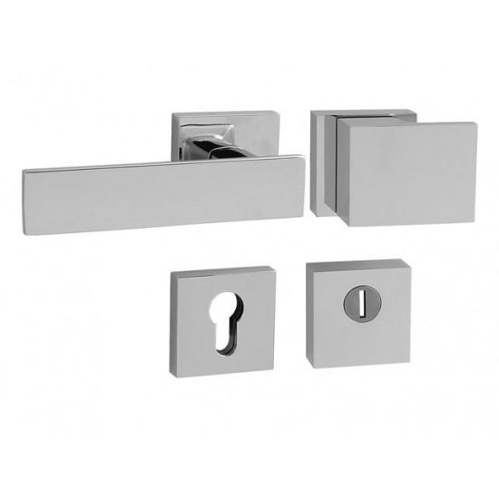 Bezpečnostné kovanie TI - CUBO/LINHA2 - HR 3230/2730 OC - Chróm lesklý