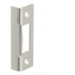 CT - INC105 - 3S Protiplech pre sklenené dvere NP - Nikel perla