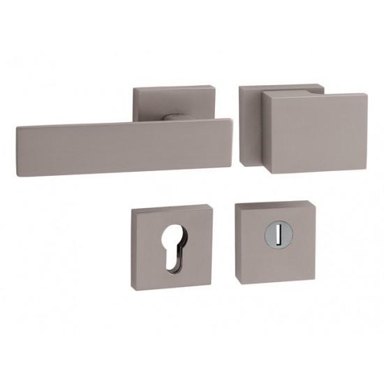 Bezpečnostné kovanie TI - CUBO/LINHA2 - HR 3230/2730 NP - Nikel perla