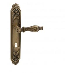 Kľučka na dvere FO - SIRACUSA OGS - Bronz česaný matný lak