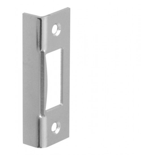 CT - INC105 - 4B Protiplech pre sklenené dvere BN - Brúsená nerez