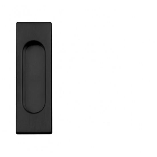 FT - Mušľa hranatá bez otvoru - 3663AC ANT - Antracit