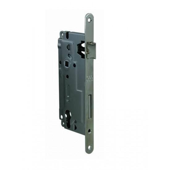 AGB - Zámok na dvere F18 - BB ONL - Nikel lesklý lak
