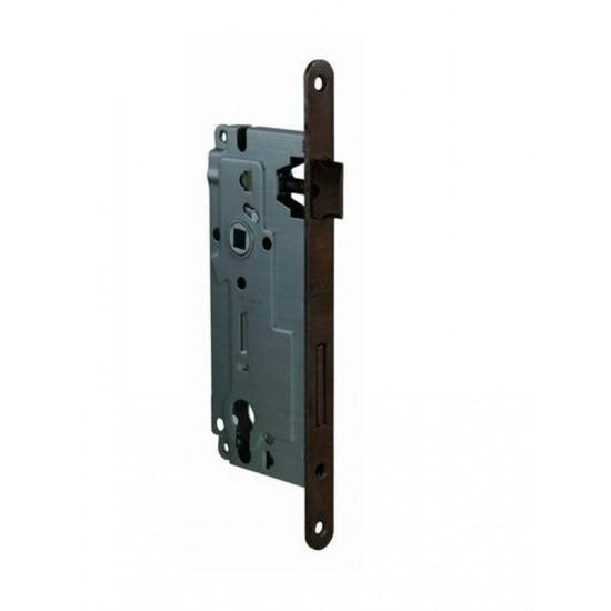 AGB - Zámok na dvere F18 - PZ OGS - Bronz česaný matný lak